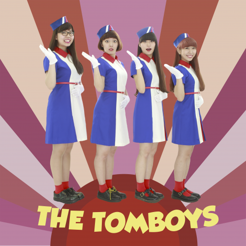 ・THE TOMBOYS
